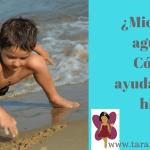 ¿Tu hijo tiene miedo del agua? ayúdale a disfrutar