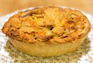Chunk Ricado's Pie
