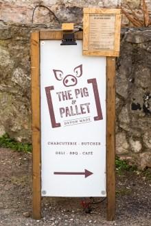 Pig and Pallet, Topsham