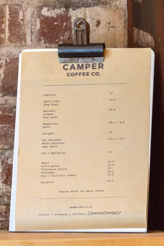 Camper Coffee