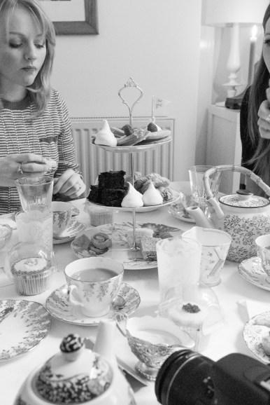 Tara's Busy Kitchen Presents Afternoon Tea