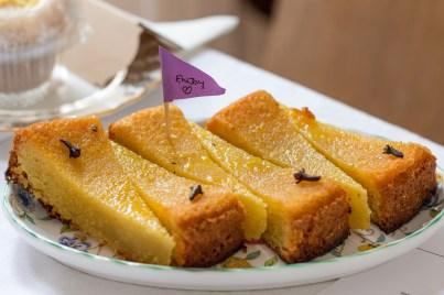 Tunisian Orange Cake