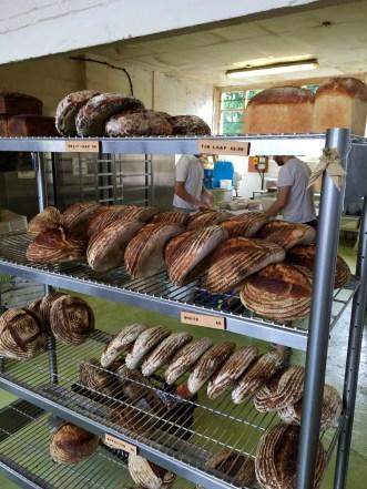 Almond Thief Bakery