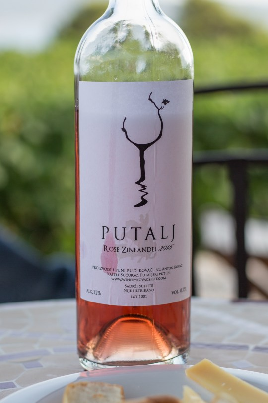 Putalj Winery - Split, Coatia