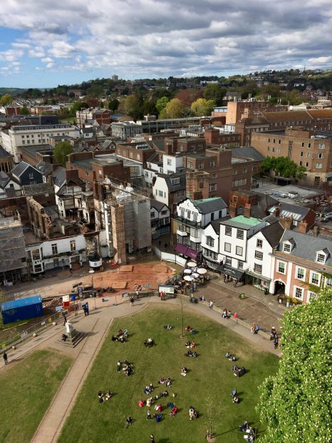 Explore in Exeter