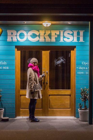 Rockfish, Exeter
