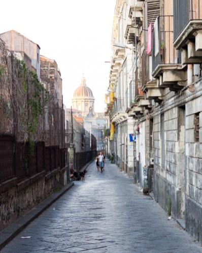 A Few Days in Catania