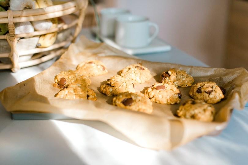Country Pumpkin Cookies