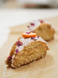 Blood Orange Bundt Cake