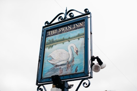 Places To Eat - The Swan Inn, Lympstone