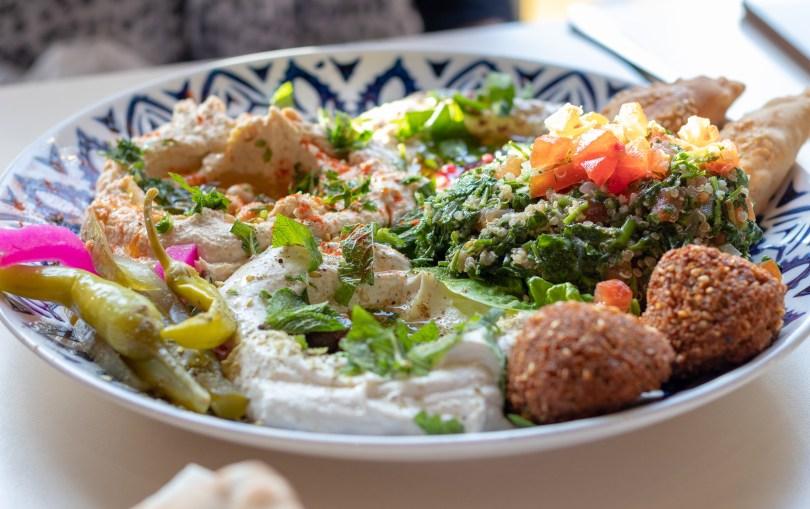 Veganuary at Comptoir Libanais