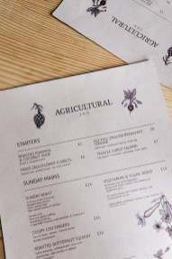 Places To Eat - Agricultural Inn, Brampford Speke