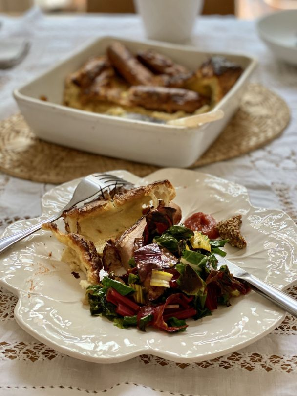 Meat Free Toad In The Hole