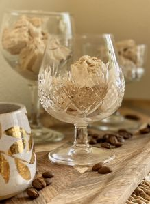 No Churn Coffee Ice Cream