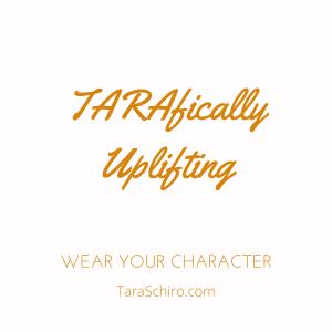 TARAfically Uplifting