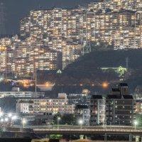 【宝塚】山の巨大マンションが圧倒的過ぎる。