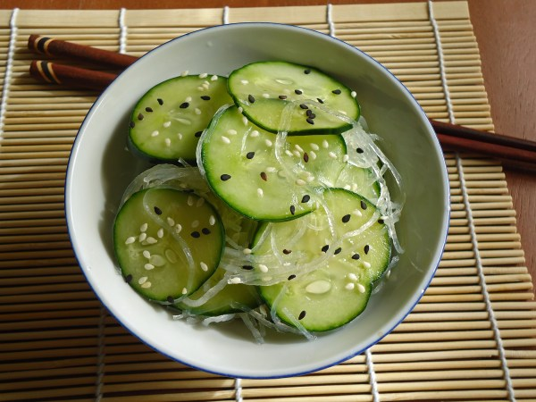 Japanese Vinegar Salad