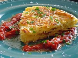 Pasta Frittata