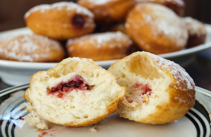 Berliner (German Doughnuts)