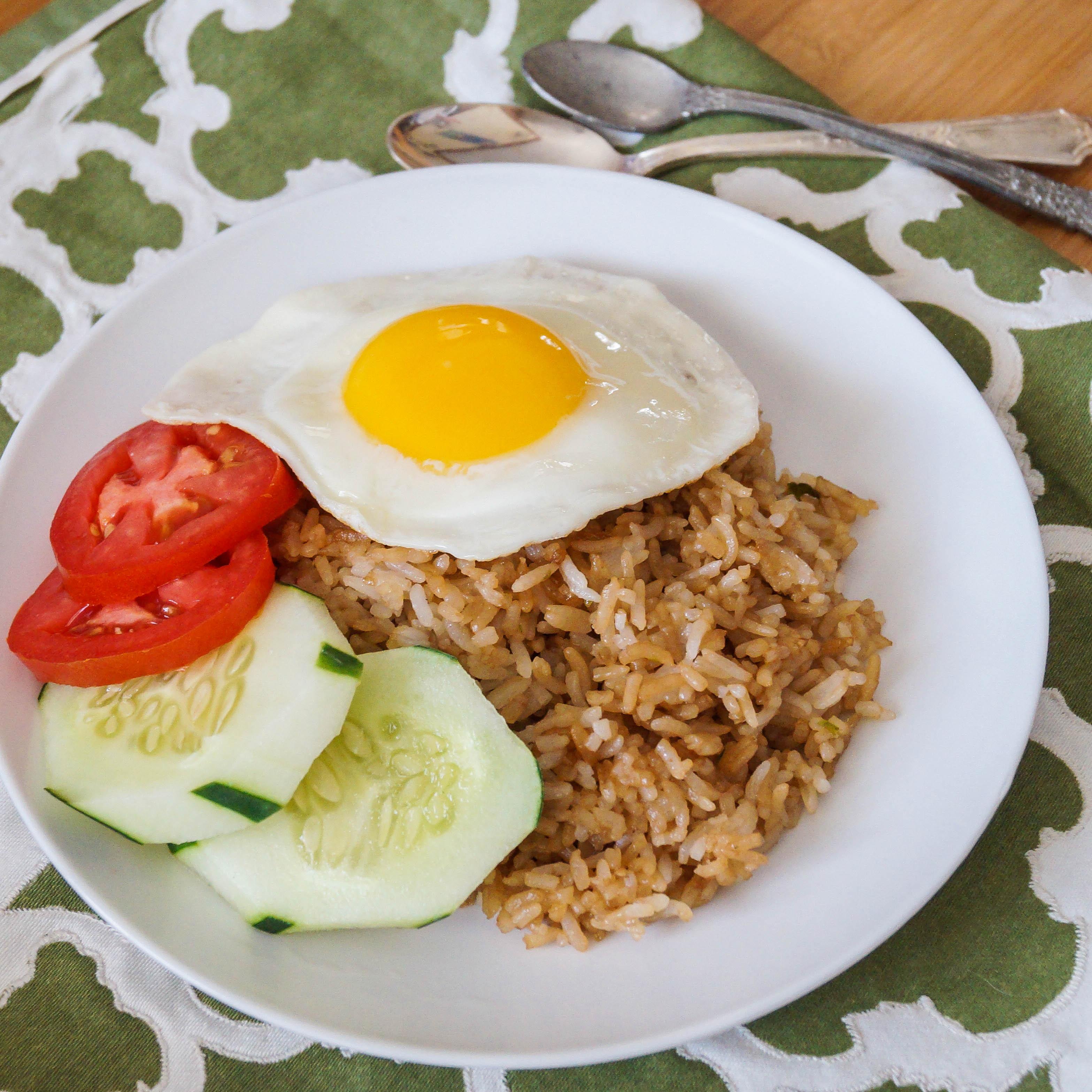 Nasi Goreng (Indonesian Fried Rice) - Tara's Multicultural