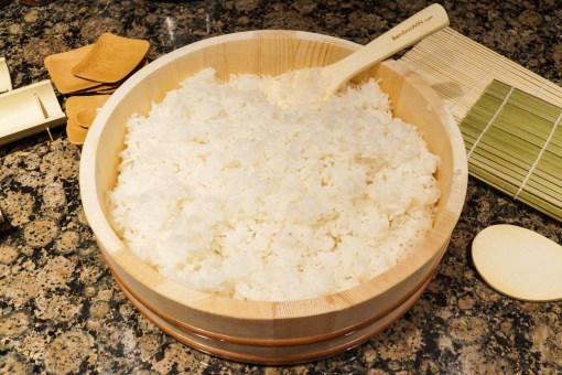 teriyaki chicken hand rolls (1 of 7)