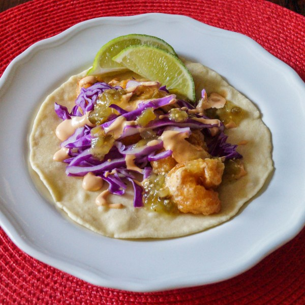 crispy shrimp tacos (2 of 2)
