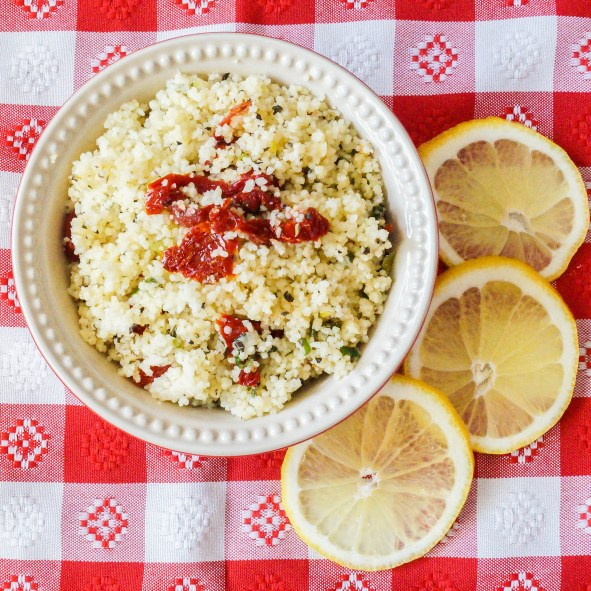 couscous with sundried tomatoes (2 of 2)
