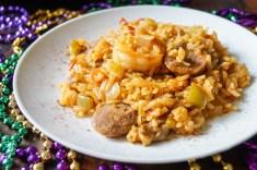 Creole Jambalaya