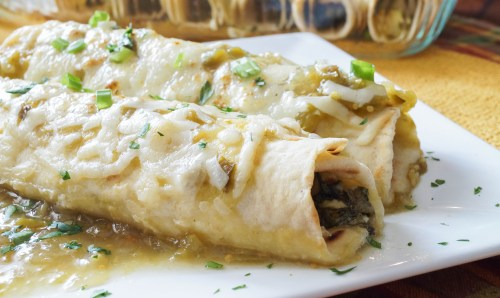 Chicken and Spinach Enchiladas (8 of 10)