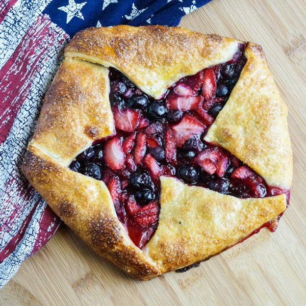 Red and Blue Star Galette (6 of 7)