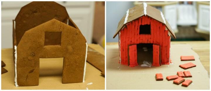 Gingerbread Farm Base