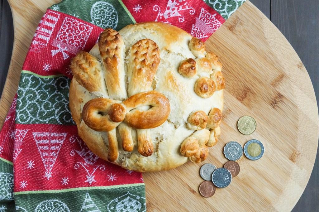 Koledna Pitka (Bulgarian Christmas Bread) (8 of 9)