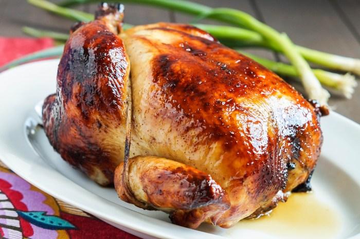 Chinese Roast Chicken (2 of 3)