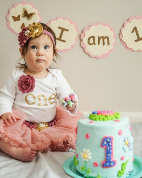Happy 1st Birthday Claire! - Tara's Multicultural Table