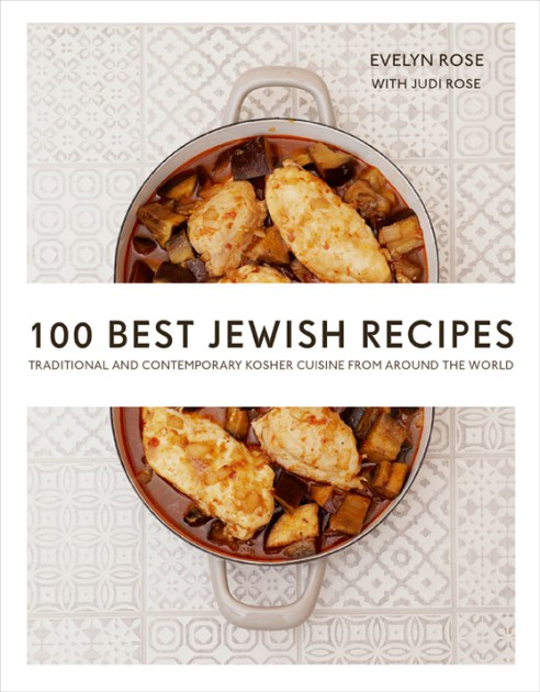 Cover of 100 Best Jewish Recipes