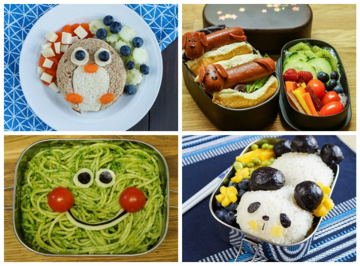 Other boxes from Yummy Kawaii Bento
