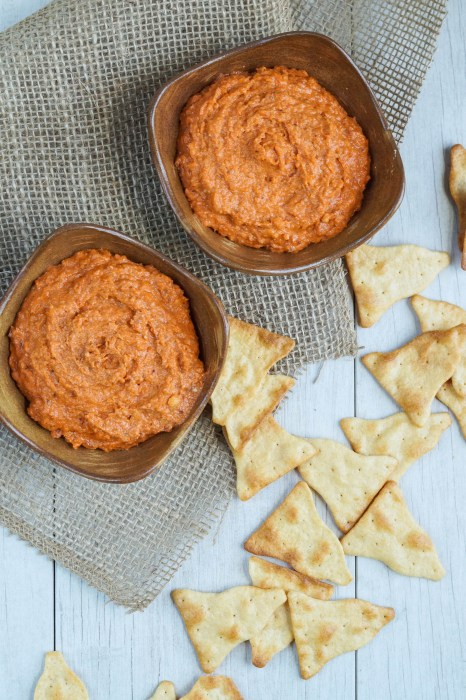 Roasted Tomato, Almond, and Tahini Dip (1 of 3)
