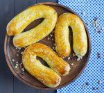Meitschibei (Swiss Hazelnut Horseshoe Pastries)