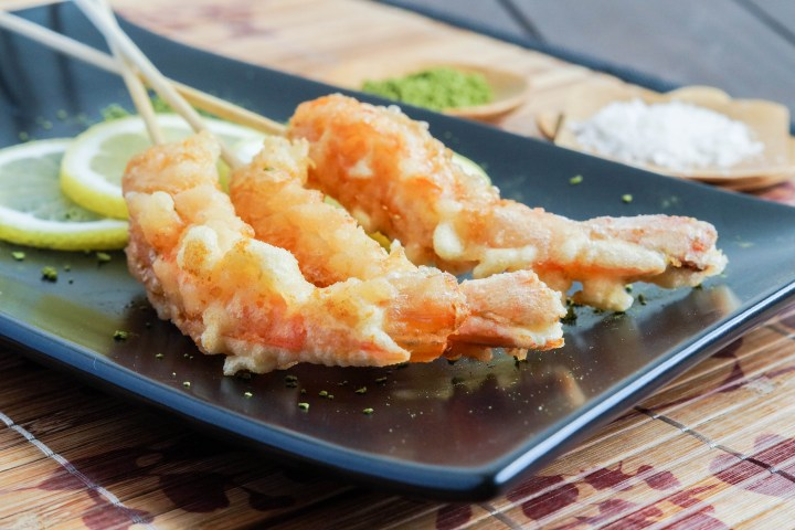 Jumbo Shrimp Tempura (2 of 3)