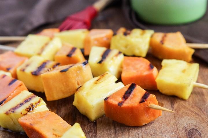 Kaukau na Painap (Papua New Guinean Sweet Potato and Pineapple) (2 of 3)