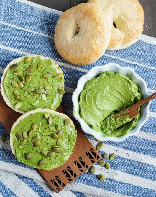 Matcha Cream Cheese Spread (1 of 3)