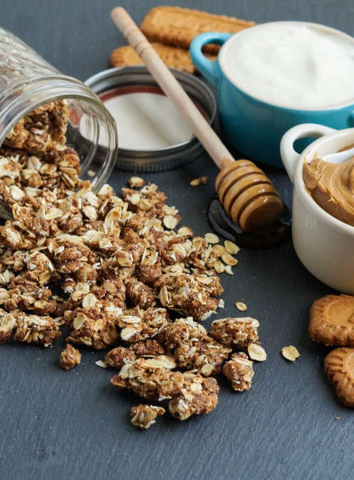 Cookie Butter Granola (2 of 3)