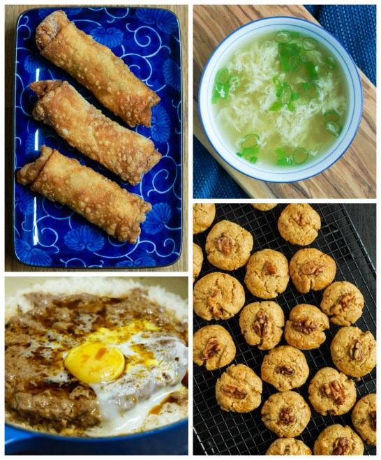 Other dishes from China: The Cookbook