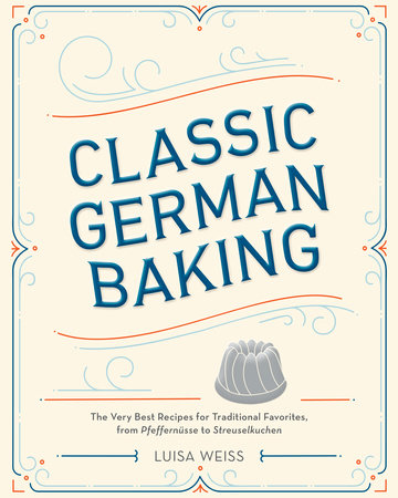 Classic German Baking Cover