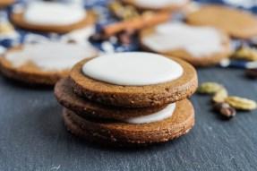 coffee cardamom cookies