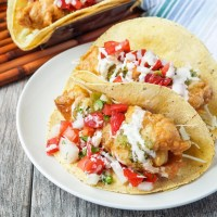 L.A. Mexicano Cookbook Review and Fish Tacos