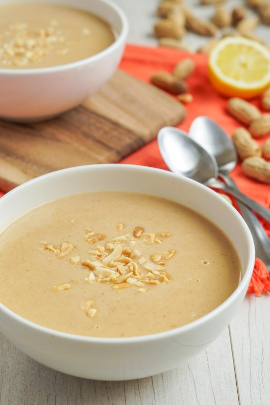Virginia Peanut Soup