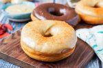 Old Bay Doughnuts