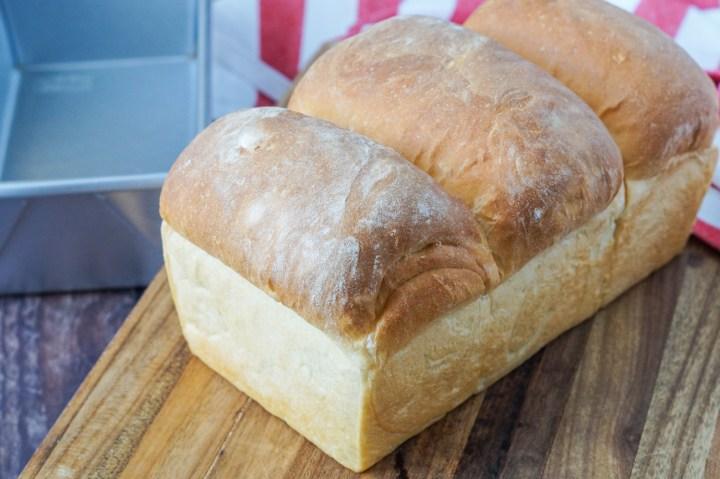 Shokupan (Japanese Sandwich Bread)