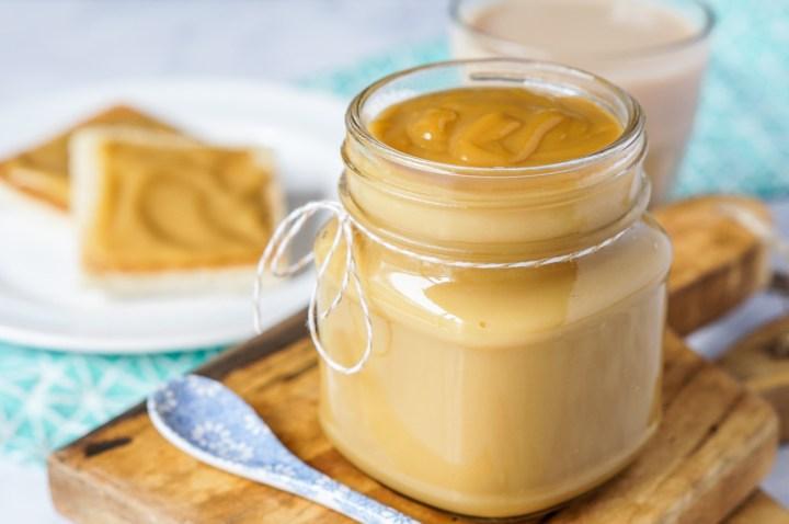 Kaya Jam in a jar